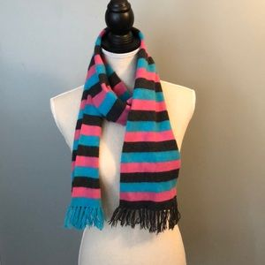 Vtg JUICY COUTURE cashmere scarf